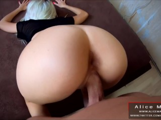 DoggyStyle Compilation! Big Teen Butt and Cock! Amateur, Homemade and POV! (20 Aug 2019)
