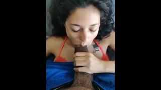 Latina takes bbc in tight ass