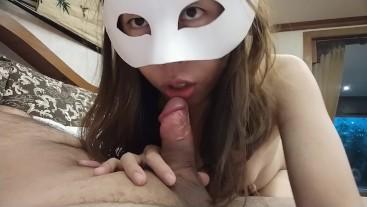 Taiwan girl blowjob