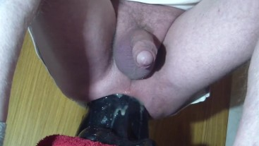 Anal Madness With Cock