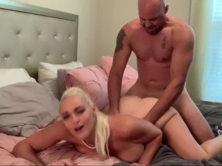 Macy gets fucked and creampied Macy Cartel