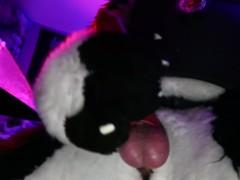 Police Dog Cumshot
