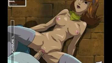 Scooby Do Sex Parody Gameplay By LoveSkySan