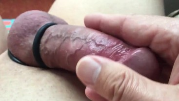 juicer and bondage penis massage