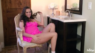 Twistys - Sexy Tori Black had an orgasm on camera