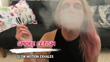 BDay 15: Smoke Fetish