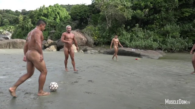 Gay photos of naked studs - Naked muscular football