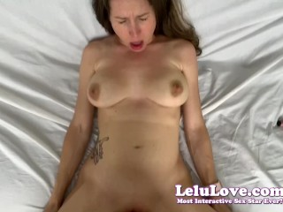 Www Anal Teen Lelu Love - POV Cuckolding Sex Making You Jealous