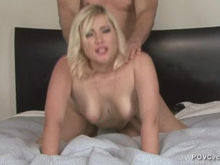 POV Cuckold Vol Misha Mayfair British Hot wife fucks lover chastity Misha Mayfair