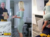BANGBROS - Nikki Benz Gets Her Pipes Fixed By Plumber Derrick Pierce