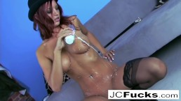 Your milk fetish will be highly satsifed by Jayden Cole