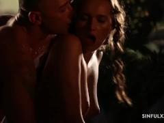 Stacy Cruz Is a Love Making Machine Deep in the Jungle