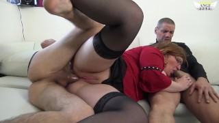 Three dicks just for me - Angelique