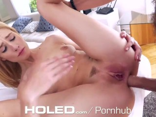 HOLED Tight Blonde Asshole Pumped Full of Big Dick (23 Aug 2019)