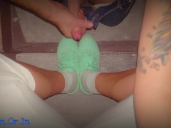 Please cum on my sneakers - Cum_On_Or_In