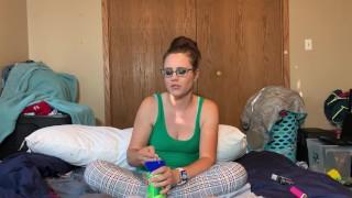 Kinky masturbation stories