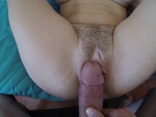 Annie xvideo she sucks me good before work blowjob sexy big tits riding amateur br