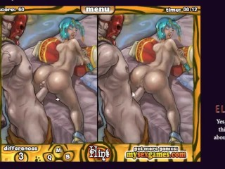 SEXY PUZZLE EROTIC GAME GAMEPLAY