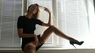 Seamless pantyhose sex