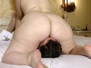 PAWG on Top