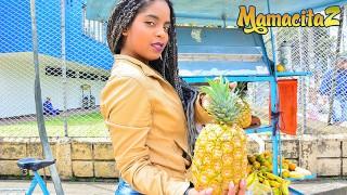 MamacitaZ – Kinky Ebony Latina Picked Up To Ride Cock