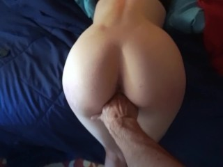 Stripping Naked Gif Video POV I met with a guy from Reddit and he wrecked me with his hands