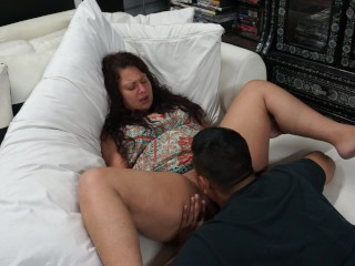 Get over here and eat my pussy orgasms