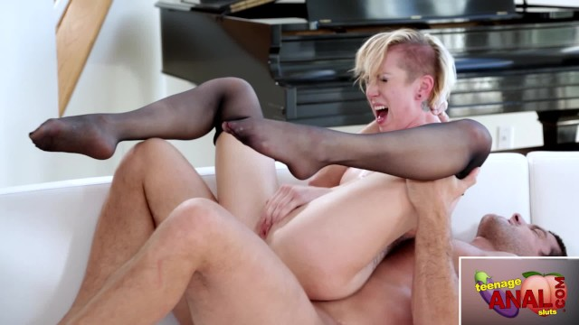 In2 pleasure totally - Blonde anal whore maia davis totally destroyed by big monster cock