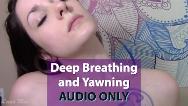 Deep Breathing and Yawning MP3