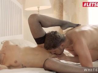 LETSDOEIT – Bubble But Tiffany Tatum Squirts Riding a Big Cock