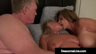 redtube mature amateur lesbian wife threesome ffm