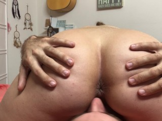 Pussy Licking StepBrother Fallon West