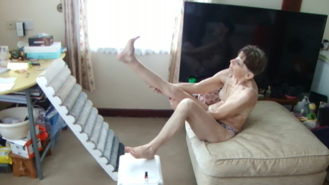 Rapidshare adult comedy movies Painting my nails in sexy red...beige transparent bra and erotic thong.....