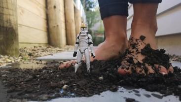 Did Sweet Feet get carried away?