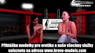 BravoSexy talkshowlive – Ashley Ocean – Host pornoherecka Isabel Diamond 01