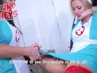 Jasmine Jae & Jasmine Sinclair – Kinky Nurses 4K Trailer