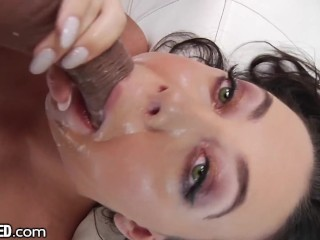 THROATED SO Ready For Cock Whitney Wright