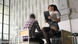 Shocking nudity prank based on psychology test by Jeny Smith