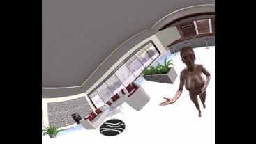 VR 360 My First Time Fucking a Cuban ZEN EROTICA Story