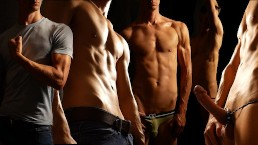 Behind the scenes of a photo shoot: VOB's Summer Fitness and Strip Tease