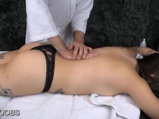Massage Happy Endings Goth Gi Orgasm