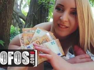 Village Sex Hot Girl Video Mofos - Euro Girl Amaris Gets Facial In The Parck, Amateur Blonde