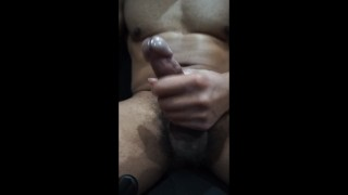 Jacking Off Talking Dirty and Nasty Moaning till I CUM