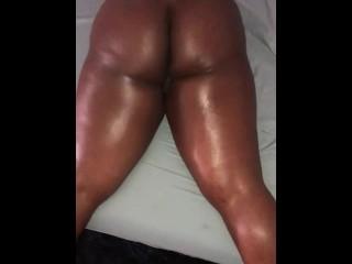 Murzynki Fatass porno