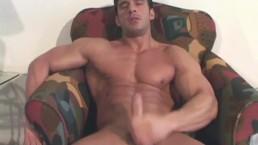 Straight Latino Bodybuilder