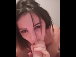 Plump Blonde Porn Married Woman Sucks Strangers Cock, Babe Big Dick Blowjob Cumshot Fetish Mature