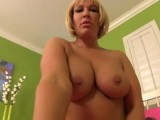 Would you like to buy my bed? VIrtual Sex with Mellanie Monroe - SexPOV.com