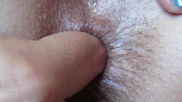 Asshole deep Close up anal play asshole deep fingering hd amateur video