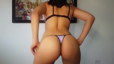 I love to DANCE in this tiny LINGERIE for you ► YOUTUBER KELLY COMPULSIVE
