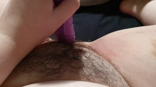 Testing out functions on my new vibe - super quick cum, 2 orgasms